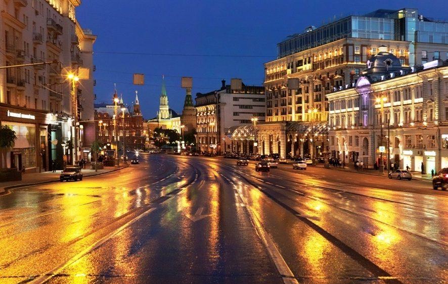 Московской торговле хватает площадей