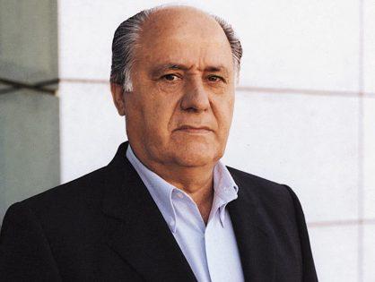 Владелец Zara Амансио Ортега уходит из компании