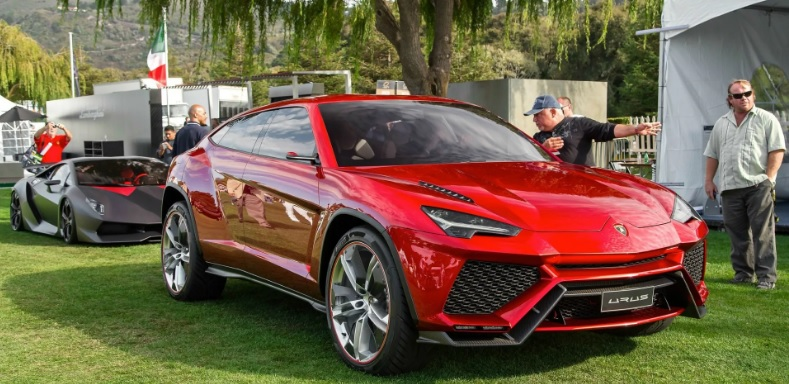 Россияне раскупили годовой тираж Lamborghini Urus по 15 млн. рублей