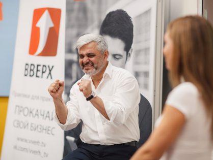 Владимир Маринович: «Как никогда не сдаваться? Не отступать и не сдаваться!»