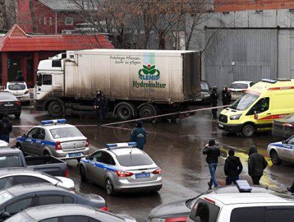 Стрельба на фабрике «Меньшевик»: директор убил охранника и сбежал