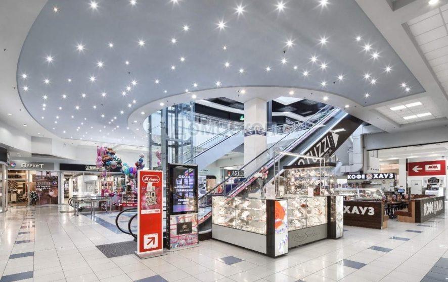 Ввод торговых центров в России достиг десятилетнего минимума
