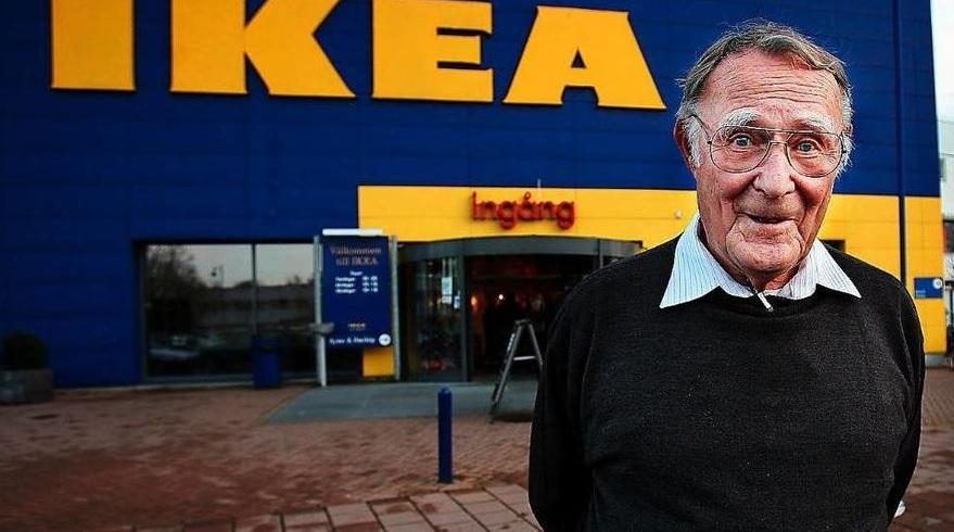 Основатель IKEA скончался в Швеции