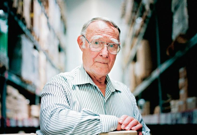 Ингвар Кампрад: человек, который создал IKEA