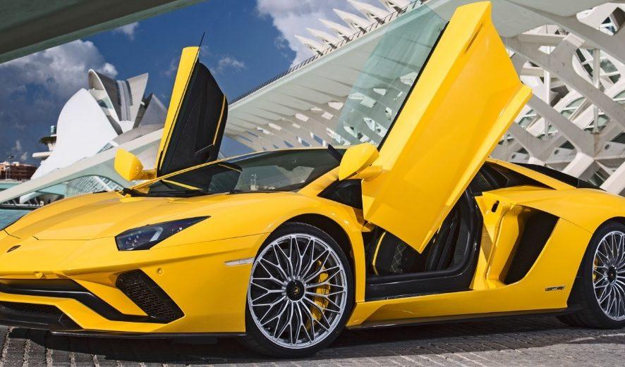 Lamborghini установила рекорд по продажам автомобилей в России