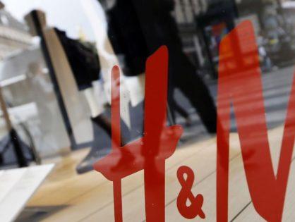 Продажи H&M в России выросли на треть