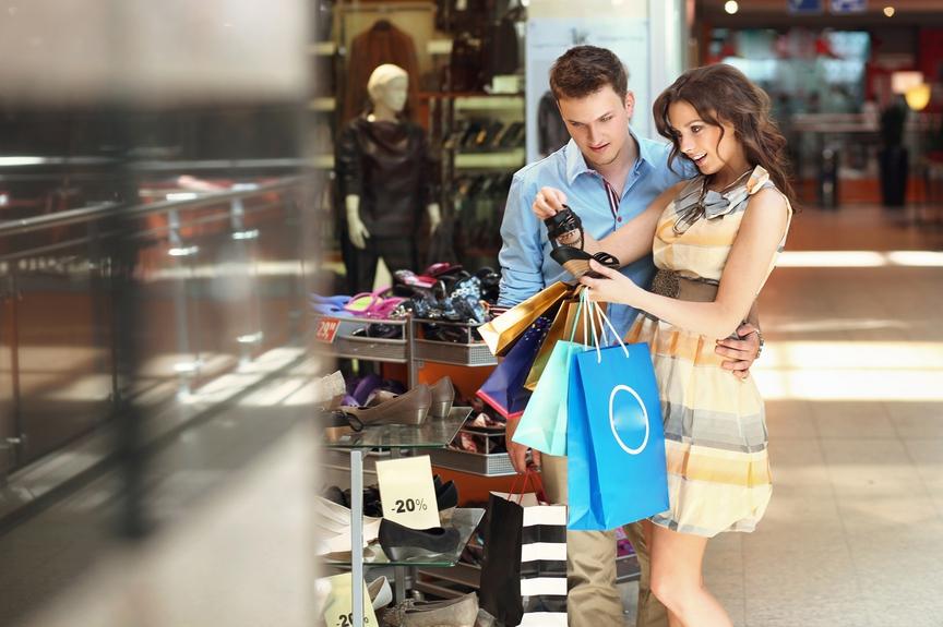 Глобальное исследование Ford: процесс шопинга радует людей больше, чем сама покупка