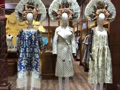 Дизайнер Алёна Ахмадуллина откроет бутики в российских регионах
