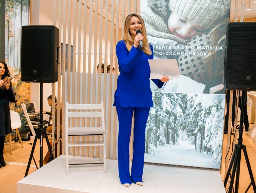 В России открылся второй монобрендовый магазин Stokke
