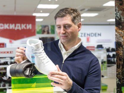 Андрей Павлов, ZENDEN: «Я поддерживаю всеми силами онлайн-кассы и маркировку обуви»