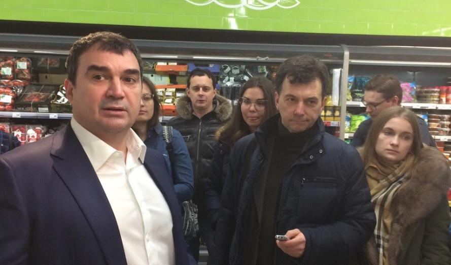 Владимир Сорокин, «Перекресток»: «В 2017 году мы открыли рекордное количество магазинов»