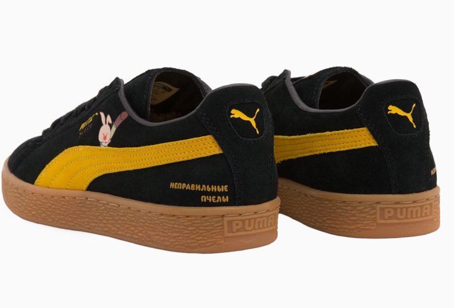 Puma выпустит серию кроссовок с героями «Союзмультфильма»