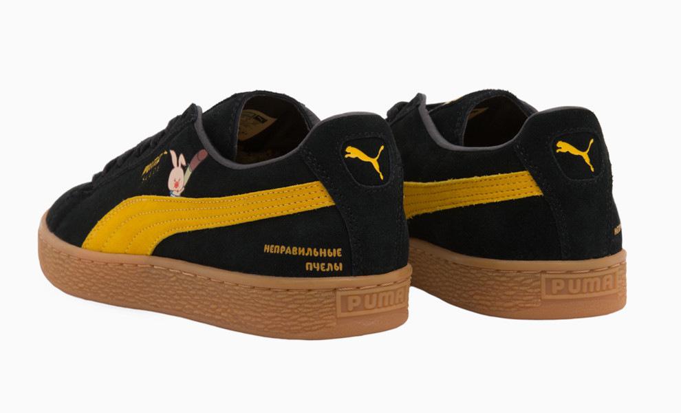7a9347c0b7ce Обувь появится в фирменных магазинах Puma и в магазинах партнёров с 19  апреля. Цену на кроссовки в компании не уточнили.
