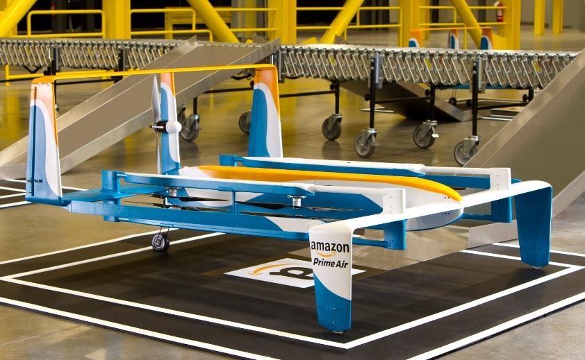 Мультикоптеры, роботы-посыльные и подземные трубы: доставка будущего