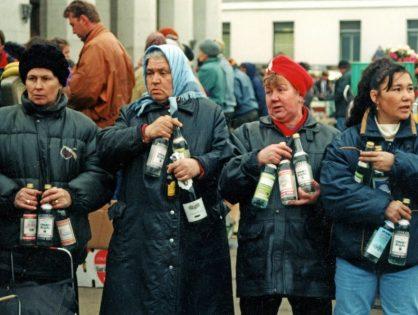 Семь эпох советской торговли