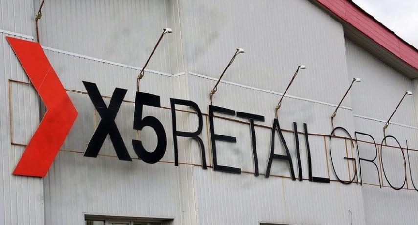 Розничная выручка X5 Retail Group за девять месяцев впервые превысила 1 трлн рублей