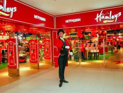 Hamleys может закрыть флагманский магазин из-за долгов