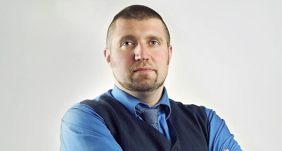 Дмитрий Потапенко: «Блокчейн не нужен в первую очередь государству. Скорее всего, его грохнут»