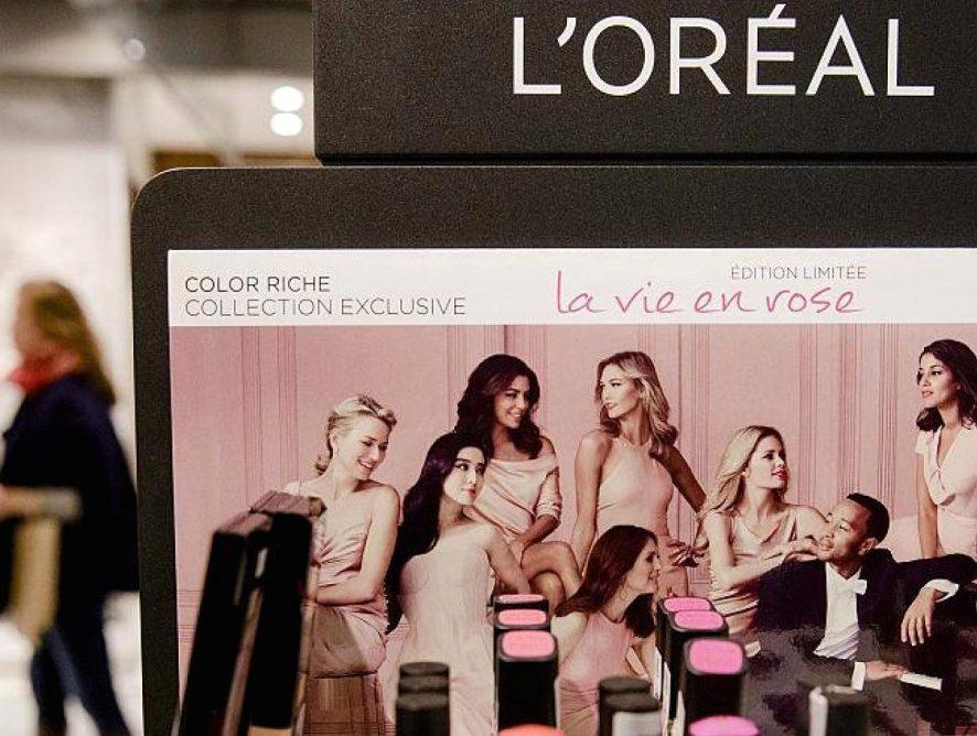 L`Oreal несомненно поможет выбрать косметику вприложении дополненной реальности