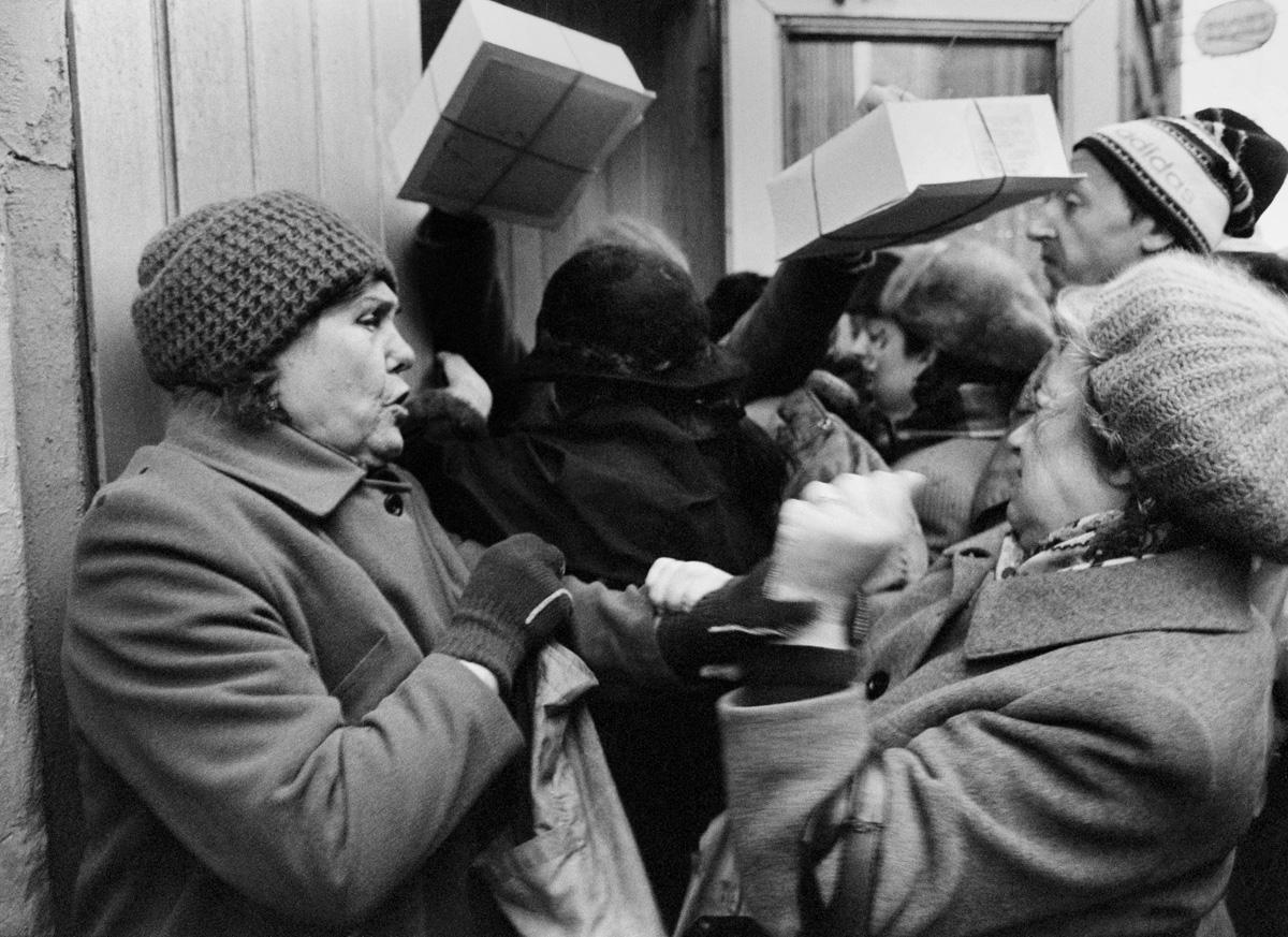 Торговая мафия в СССР: Коза Ностра по-советски