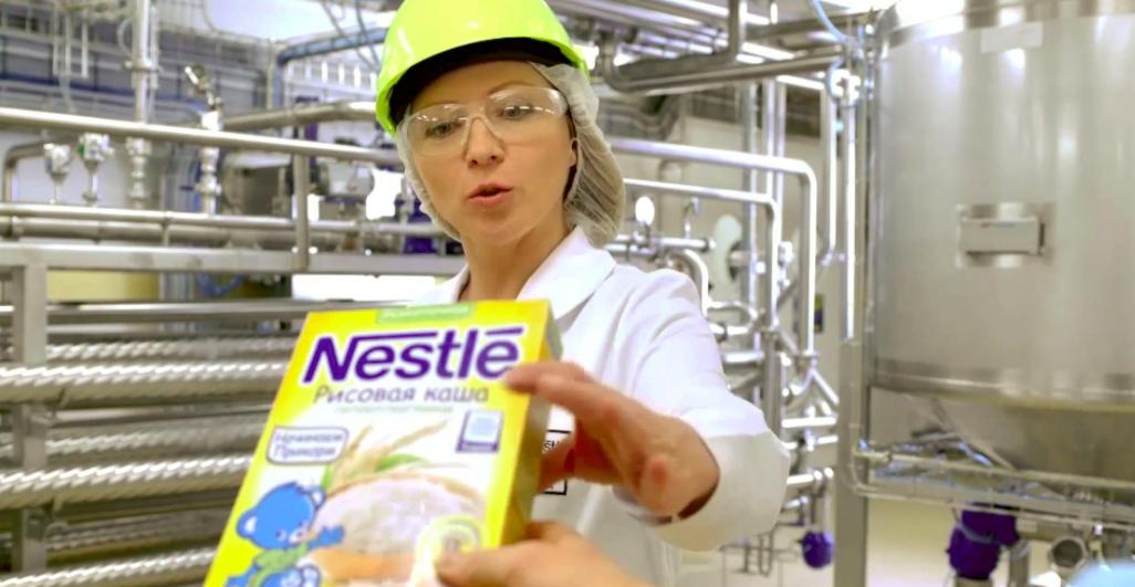 Секреты успеха Nestle: у вкуса есть имя