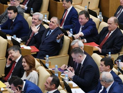Что предложили запретить российские депутаты в ответ на санкции. Полный список