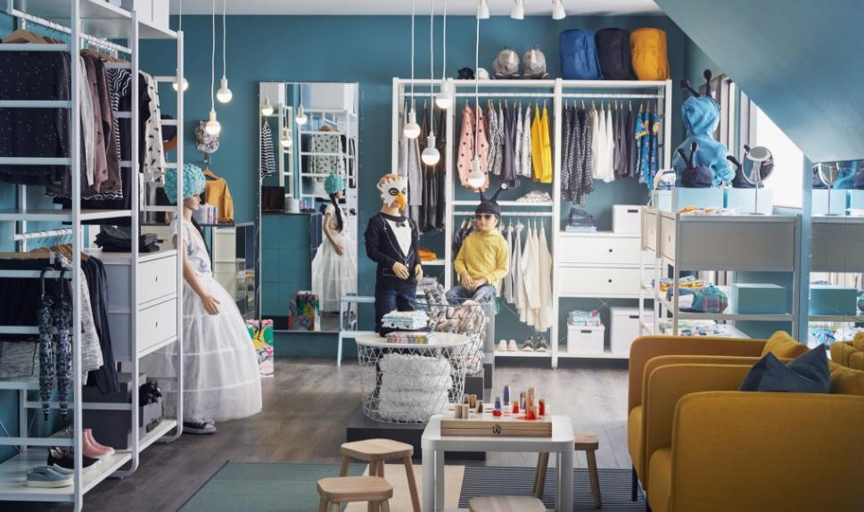 IKEA экспериментирует с новыми форматами: подробности и планы