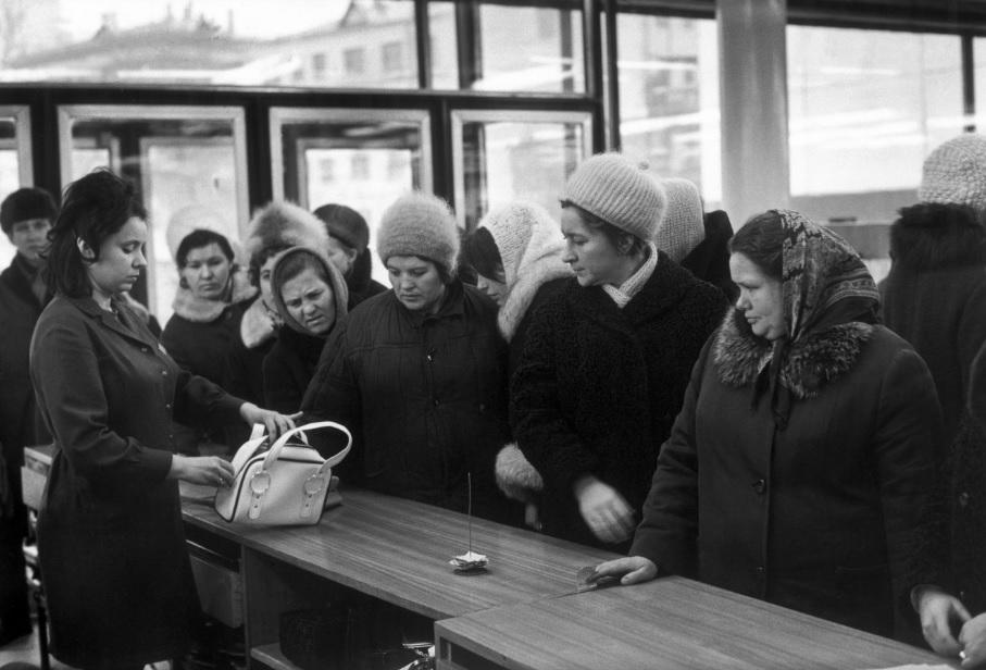 Комиссионки: секонд-хенд по-советски