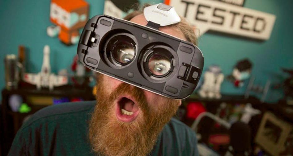 AR, VR и MR (Смешанная реальность)