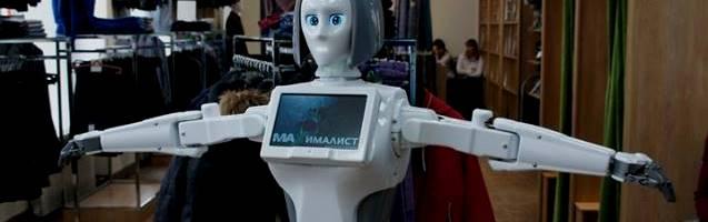 AlfaRobotics: роботы на службе ритейла