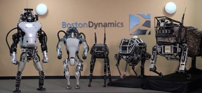 Boston Dynamics впервые начнёт продавать своих «робособак»