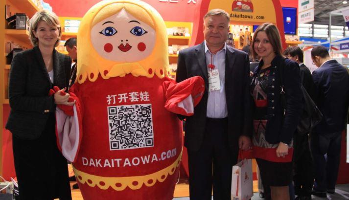 Компания Игоря Чайки начнёт продажи алкоголя в Китае
