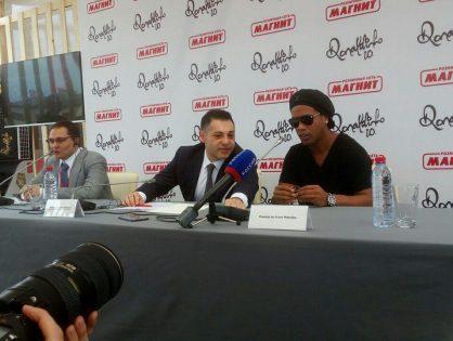 Первая большая пресс-конференция гендиректора «Магнита» Хачатура Помбухчана. Онлайн-трансляция
