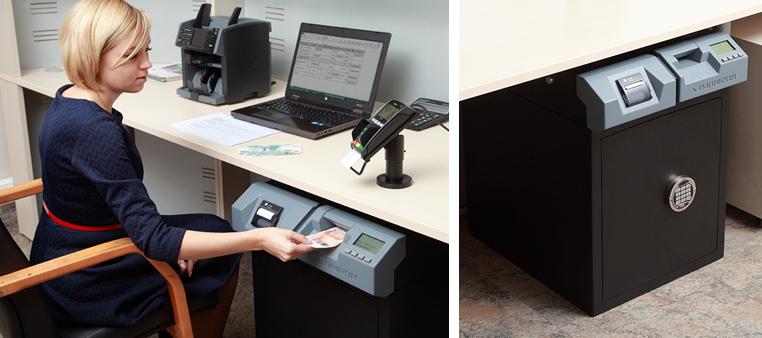 «Магнит» переходит на онлайн-инкассацию с использованием новейших депозитных машин