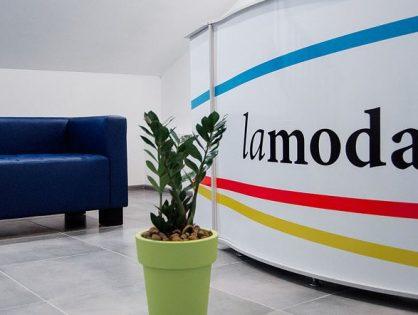 Lamoda и «Почта России» совместно займутся обработкой и доставкой покупок