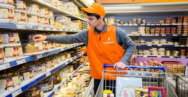 Сервис доставки покупок из супермаркетов Instamart начнёт работу в регионах