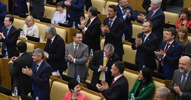 Госдума утвердила повышение НДС до 20%