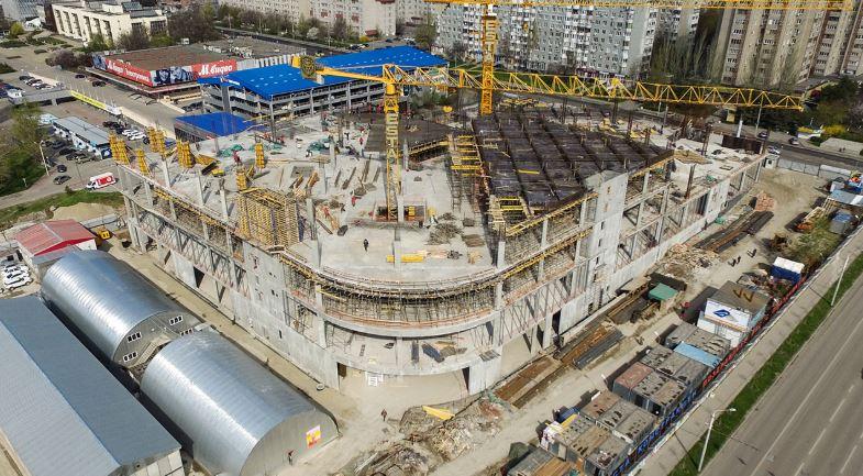 В российских регионах за полгода не открыли ни одного нового ТЦ