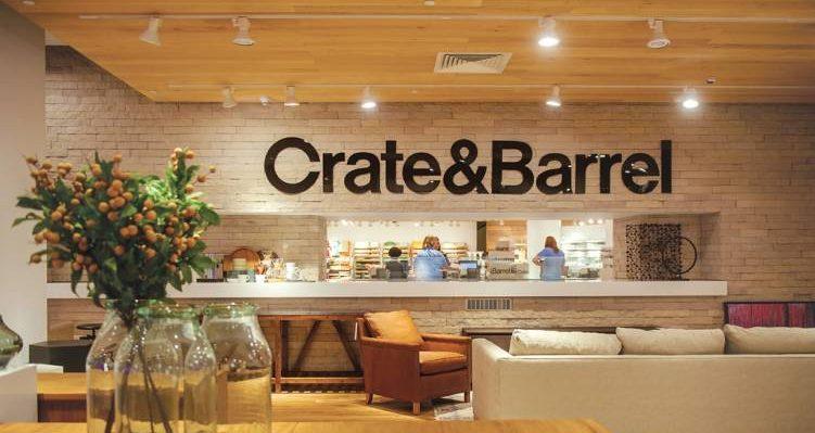 Американская сеть товаров для дома Crate & Barrel уйдёт из России