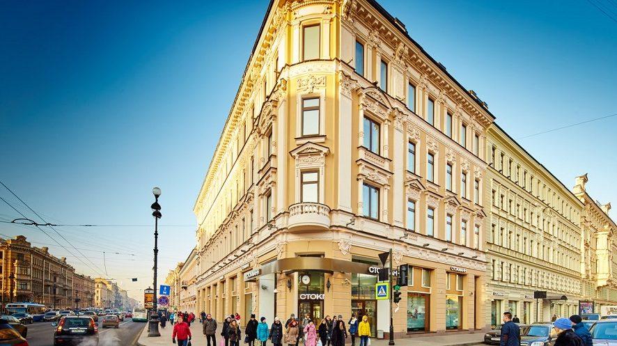 Morgan Stanley отказался от покупки петербургского ТРК «Невский центр» из-за санкций