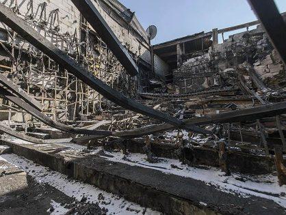 Пожар в ТРЦ «Зимняя вишня»: что происходит пять месяцев спустя