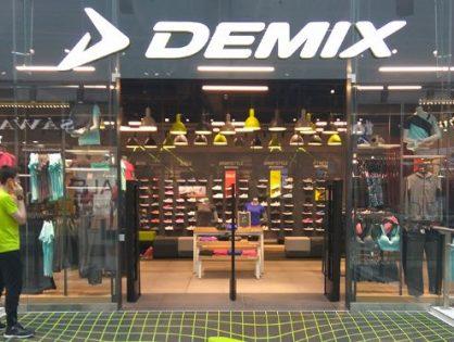 «Спортмастер» откроет сеть магазинов для собственной торговой марки Demix