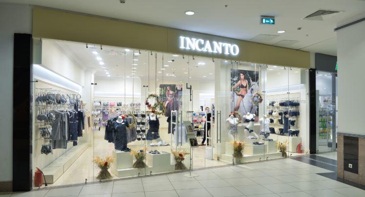 Incanto откроет в России 100 новых магазинов