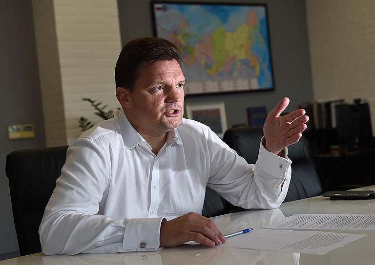 Глава «Почты России» Николай Подгузов дал большое интервью «Ъ». Главные тезисы — здесь