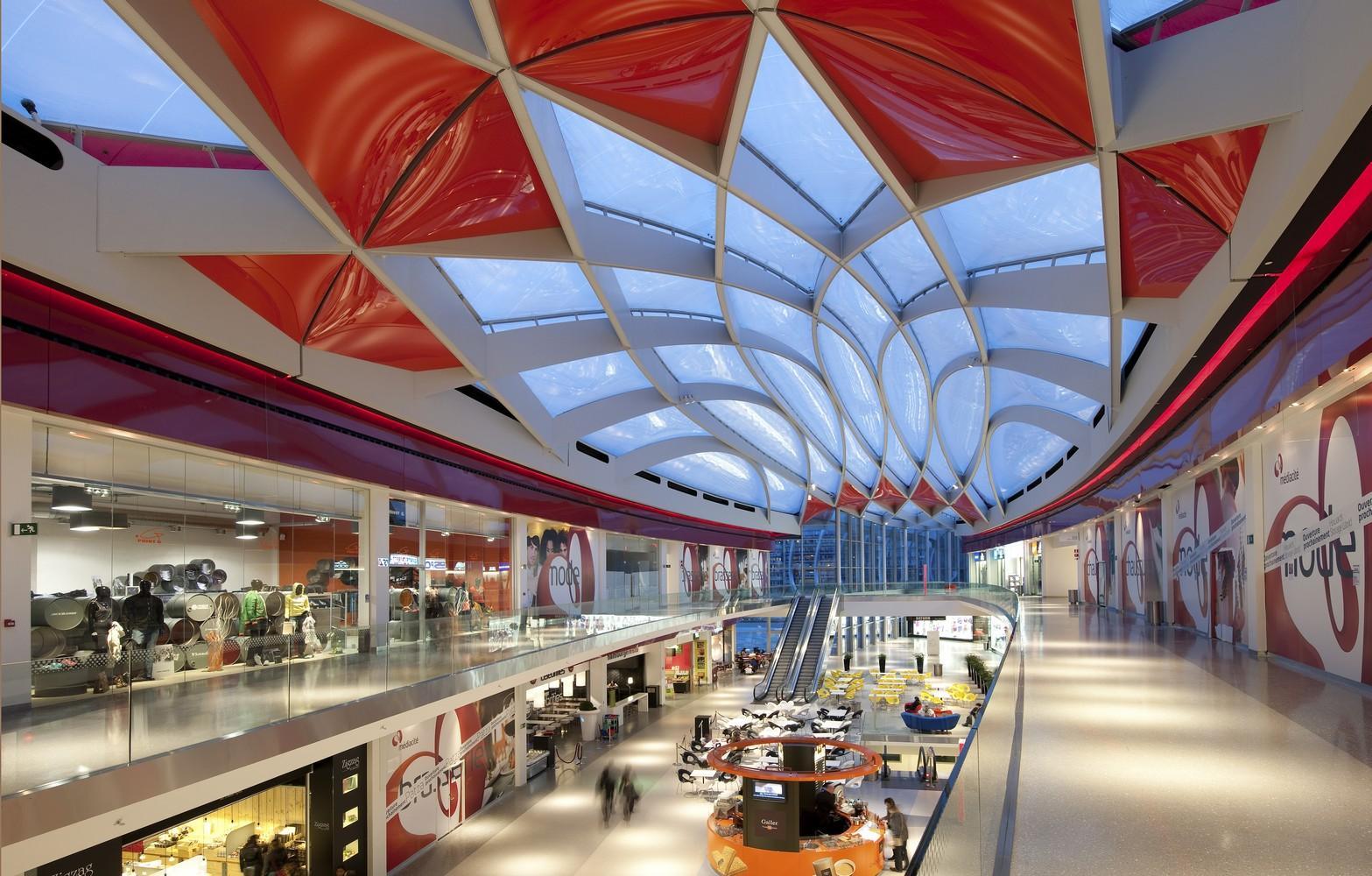 Технологии для торговых центров