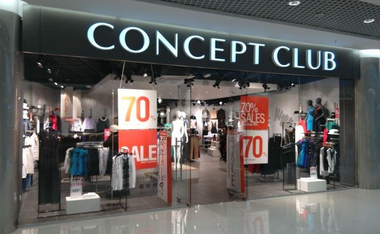 Сбербанк получил контроль над одёжными сетями Concept Club и Acoola