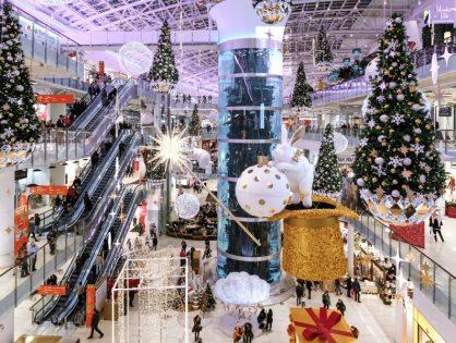 Новогодний декор для ритейла, Или зимний must have для привлечения покупателей