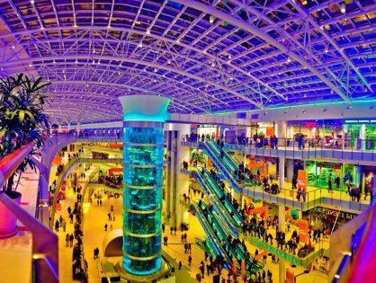 Knight Frank: главные тренды рынка торгово-развлекательных центров 2018 года