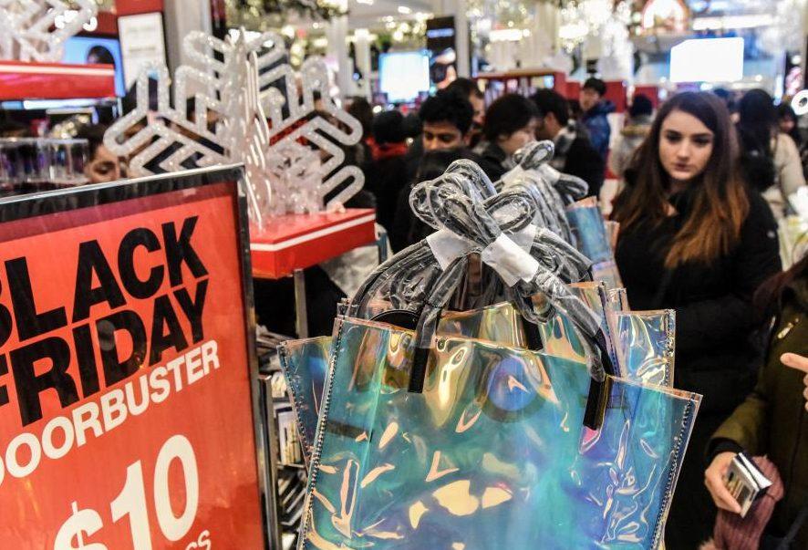 «Чёрная пятница» -2018 стала рекордной по онлайн-продажам в США