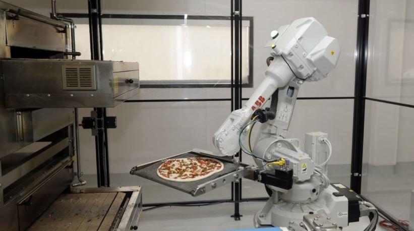Роботизированная пиццерия Zume привлекла $375 млн инвестиций